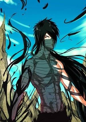 hahas mine is final getsuga tenshou form of ichigo HANDSOME (i'm a boy though)
