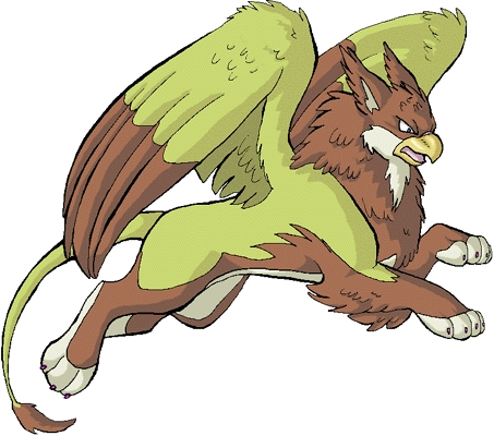 Let's take him home turns into gryphon put him on my back