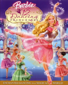 Barbie and the 12 dancing princesses SHINE !