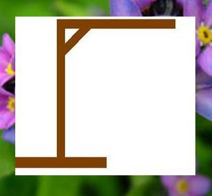 <b><u>NO! F is incorrect.</b></u>  <b>Round 16: </b> Category: Plants [2 words 12 letters]  <b>===