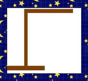 <b>L? YES!</b> <b>O? NO!</b> <b>Round 36:</b> Category: TV [3 words, 17 letters] <b>=== === E