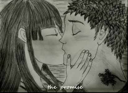 Jemuzu: I let him... I think... Your mother knew... You know your name in english... means promise. S