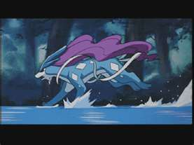 brock jr:*runs down to the river* ok i'm not falling for it this time *turns into suicune and starts