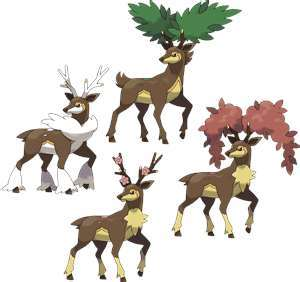 brock jr:*runs over to jen and hanzo* what's wrong *sees the deer* oh uh ok well it dus look like saw