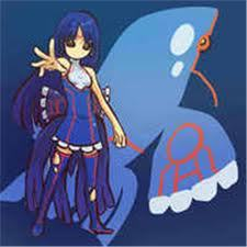 (Introducing a character now. This girl will be Kyogre and will attack Faith and Lucy.)