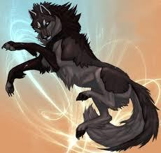 ugh ......ummm ok then he whimpers a little and forms into his werewolf form