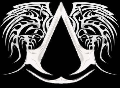 I take off mu gear and show the tattoo on my back and templars gather around me
