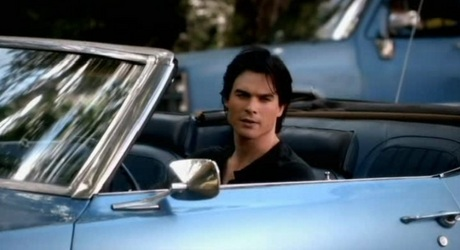 Damon's car
