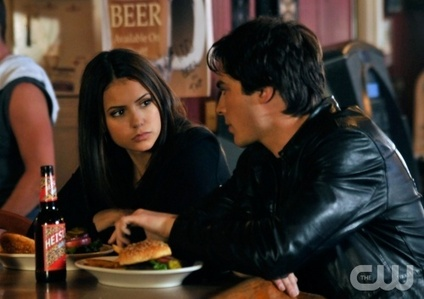 Day 1: The episode in which you first started to ship DE? <br /> 1X11 Bloodlines<br />