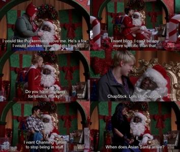 Merry krisimasi Tina