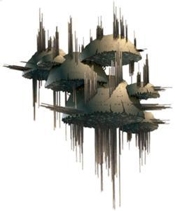 This is a Korchokk a Yuuzhan Vong supership