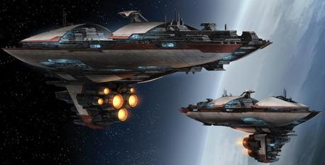 Okay my fleet has engage the Yuuzhan Vong ships! Quickly we must leave before we're killed! *vanishes