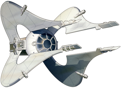 *Leads him to a hanger* I don't have any annihilator-class starfighters, but I do have a NssisClassC