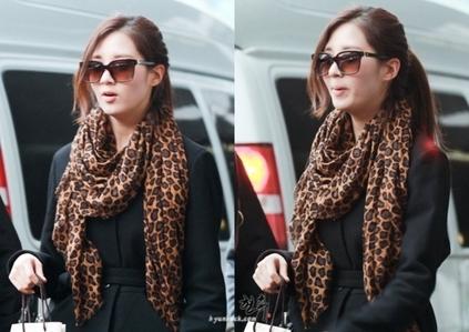 8. Airport fashion