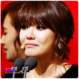 5.crying sooyoung