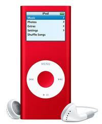 and take out a iPod that i built that doesn't attract monsters and listens to some piano solos while