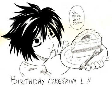 Cake? ...