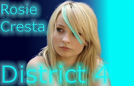 Name: Rosie Cresta (Rosalyn Ann Cresta)<br />