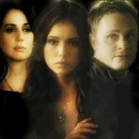 4. family (I wanted to be creative so I went with Elena & her real parents)