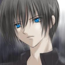 Oc's: Name: Harris Blue Age:15 Looks:Jet black hair,soft blue eyes, pale, medium height, muscular
