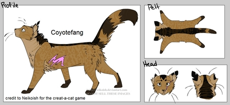 Coyotefang