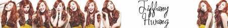 My first try at making a banner and I failed. ~_~ Anywho, here is a Tiffany Banner! If you have a clu