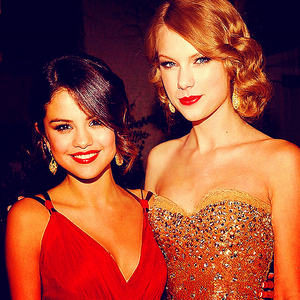 <i>I am gonna say Taylor &amp; Selena  &lt;33</i>