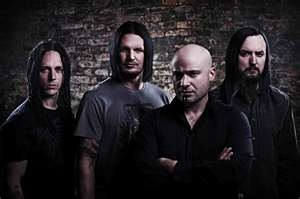 Disturbed. I hope they come back from hiatus soon.