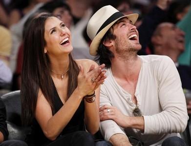 <b>Ian &amp; Nina </b>