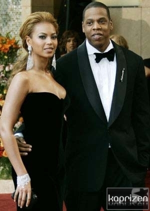 Beyonce and Jay-Z :)