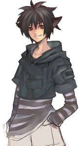Name:Alan Wolfbain Age:13 Gender:Male Personality:He is shy and timid. Low self esteem from