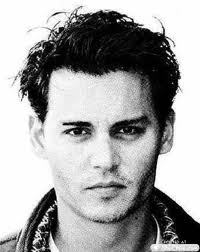 "Johnny Depp looks like hes saying something like ""Oh yeah I got swagg..."""