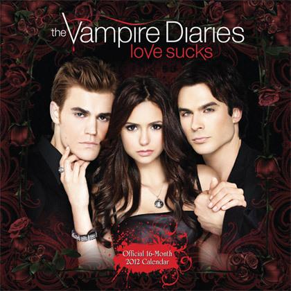 8/10  The Vampire Diaries