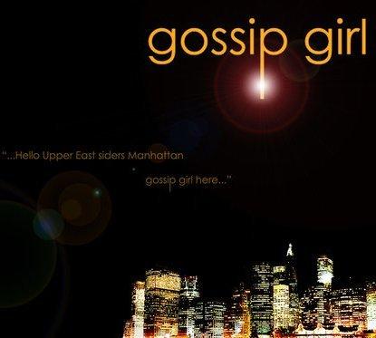 5/10 Not that much... Gossip Girl