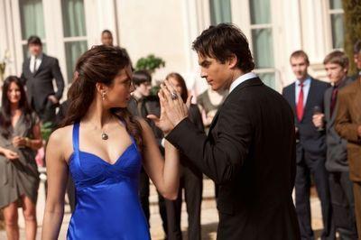 9/10  Damon & Elena (TVD)