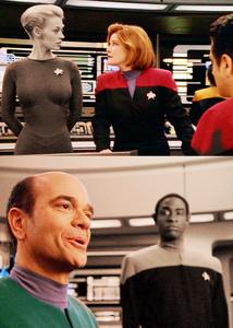Lesson: Try Optimism Borg Optimism [VOY Episode 5x01] [i]Seven of Nine: Chance is irrelevant. We wi