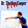 10. Working (Sheldon)