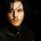 1. Black  Jon Snow