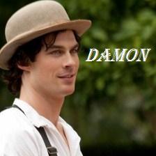 2. Name  Damon Salvatore