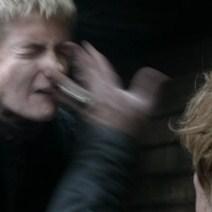 5. Blur  Tyrion slapping Joffrey