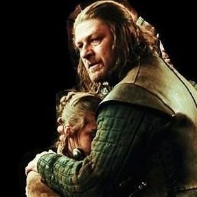 6. Sweet  Eddard Stark