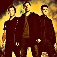 9. Promo [Sam, Dean & Castiel]