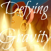 """Mine :) """"Defying Gravity"""" from Wicked"""