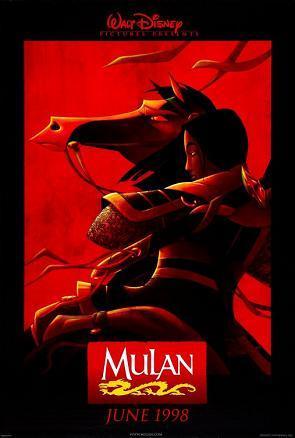 Day 1: Mulan