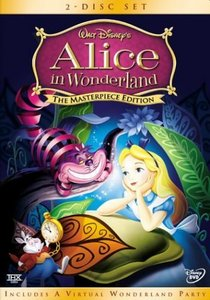 hari 1: Alice in Wonderland (not sure if its my absolute favorite, but it's defiantly one of them!)