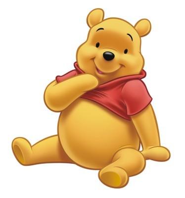 hari 2: Winnie the Pooh