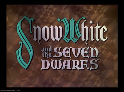 hari 1: Snow White and the Seven Dwarfs <3