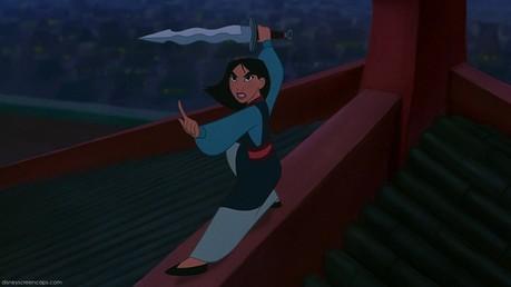 Day 10: Mulan