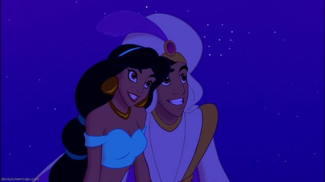 "hari 14: ""A Whole New World"""