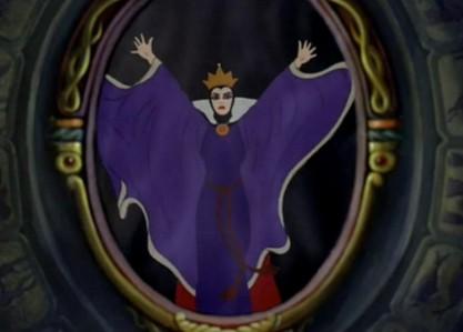 دن 5: The Evil Queen! Although She's tied with Maleficent!